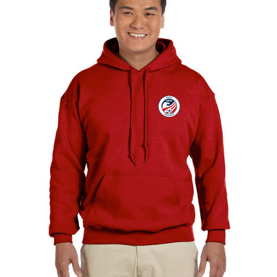 Red Cotton Sweatshirt (Desert Conference)