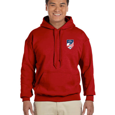 Red Cotton Sweatshirt (National League)