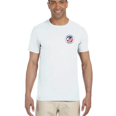 White Cotton Tee (Pacific Conference)