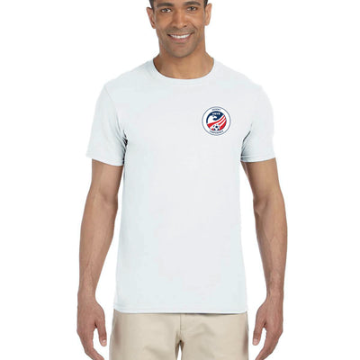 White Cotton Tee (Desert Conference)