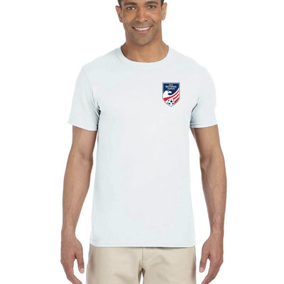 White Cotton Tee (National League)