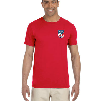 Red Cotton Tee (National League)