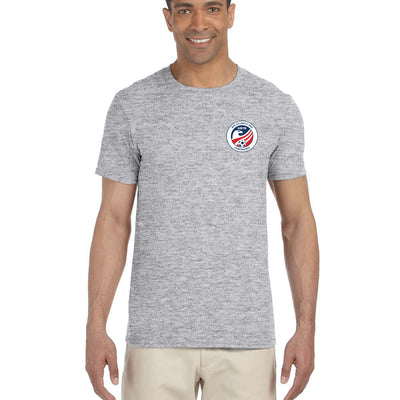 Grey Cotton Tee (Mid Atlantic Conference)
