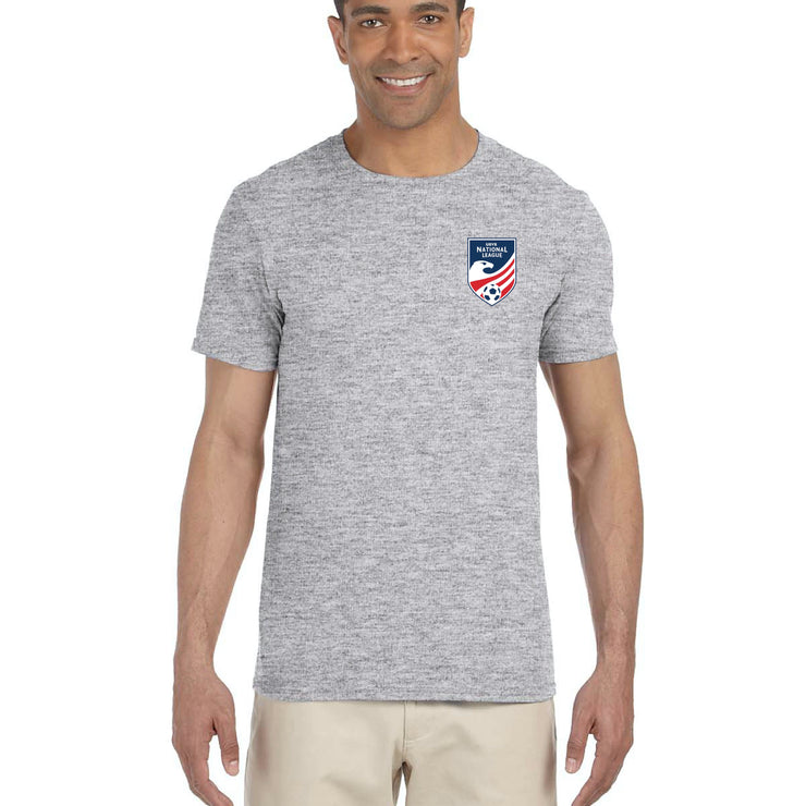 Grey Cotton Tee (National League)
