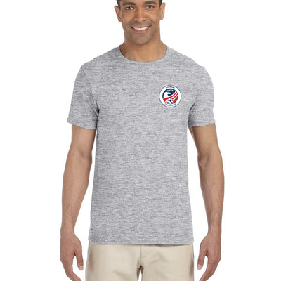 Grey Cotton Tee (Piedmont Conference)