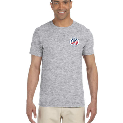 Grey Cotton Tee (Great Lakes Conference)
