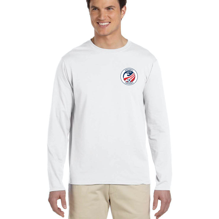 White Cotton Tee (Northwest Conference)
