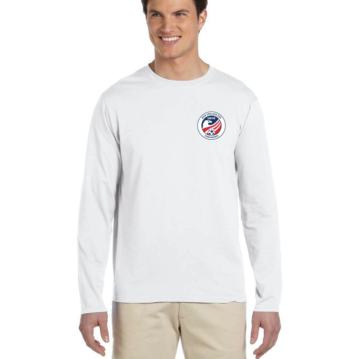 White Cotton Tee (New England Conference)