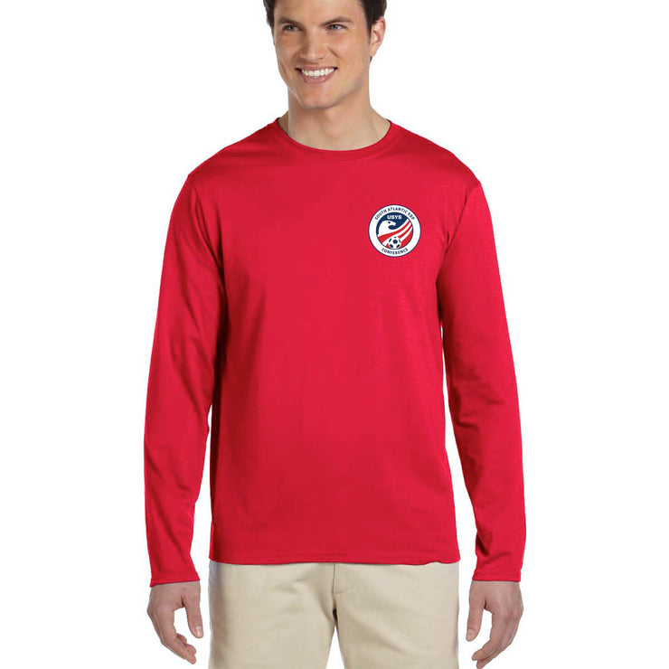 Red Cotton Tee (South Atlantic Conference)