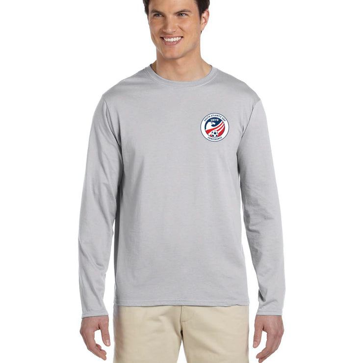 Grey Cotton Tee (South Atlantic Conference)