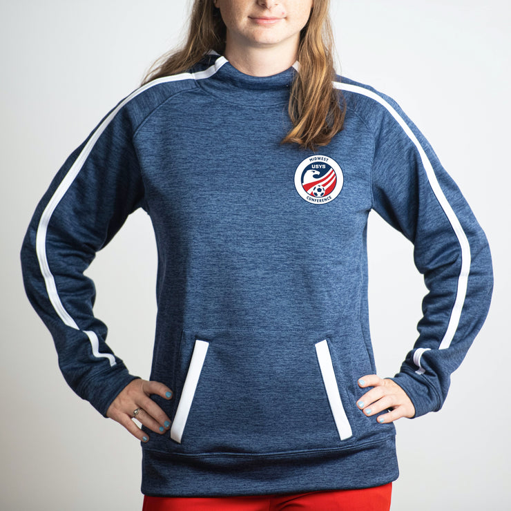 Navy Tonal Sweatshirt (Midwest Conference)