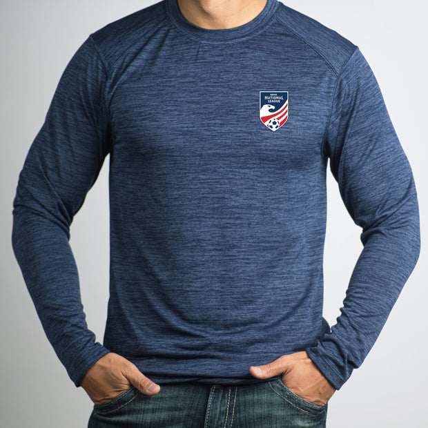 Navy Tonal Tee (National League)