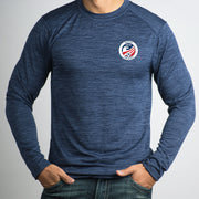 Navy Tonal Tee (Frontier Conference)