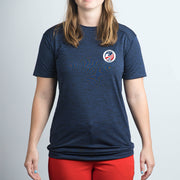 Navy Tonal Tee (Great Lakes Conference)