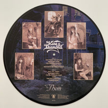 "Load image into Gallery viewer, King Diamond ""Them"" Picture Disc Vinyl"