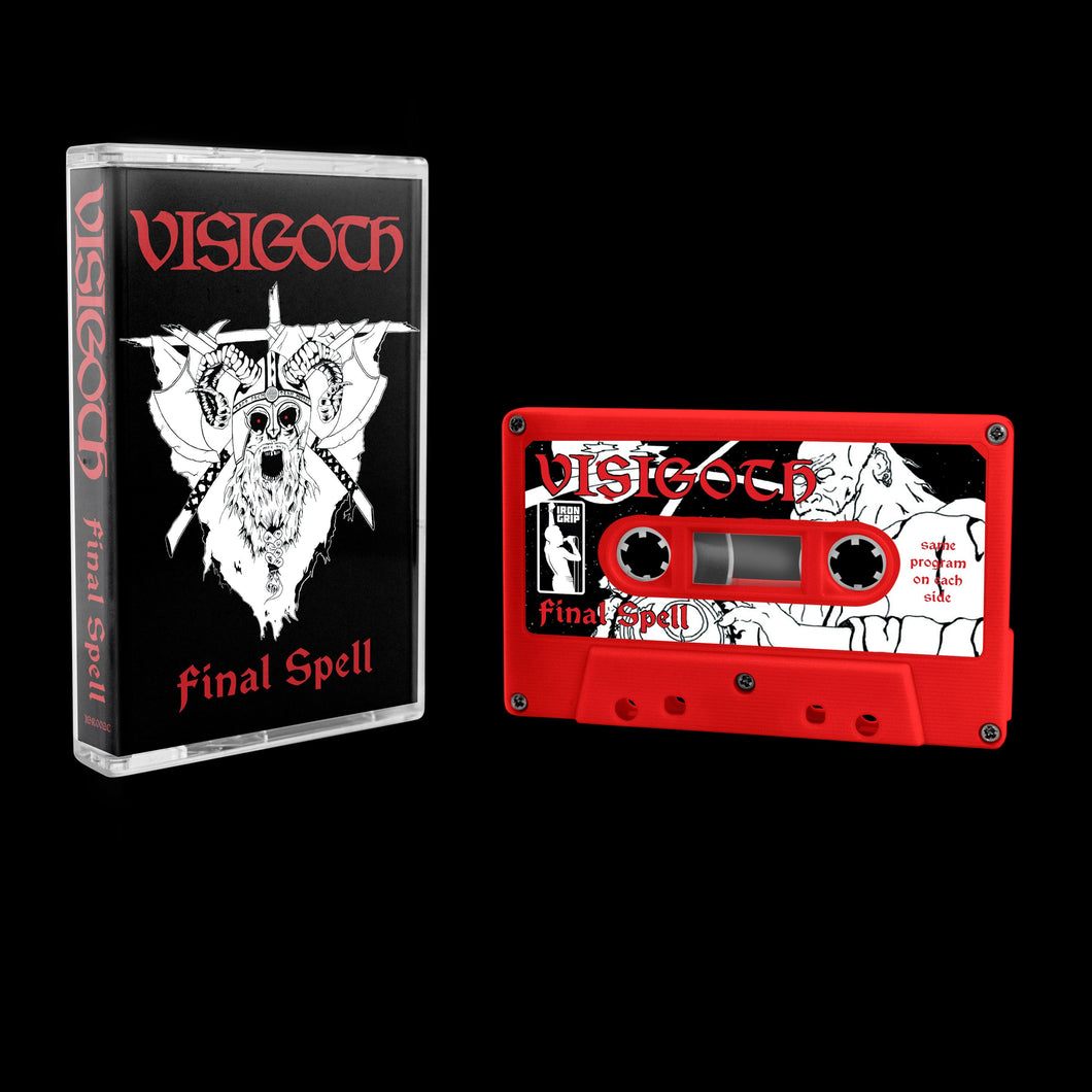 Visigoth - Final Spell (Red Cassette) - The Heavy Metal Store