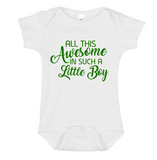 All this awesome in just a little boy - SVG FIL