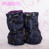 "MØNSTERARK ""Carry Me`round"" booties!"