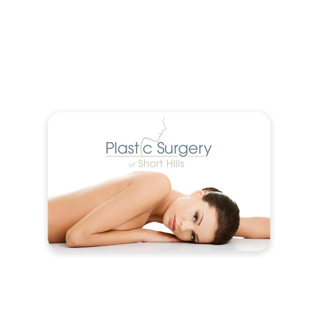 Plastic Surgery of Short Hills Gift Card