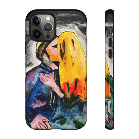 Just Kiss Me - Tough iPhone & Samsung Cases - Eye-shop7