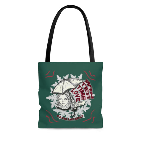 Wintertime Love - Tote Bag - Eye-shop7