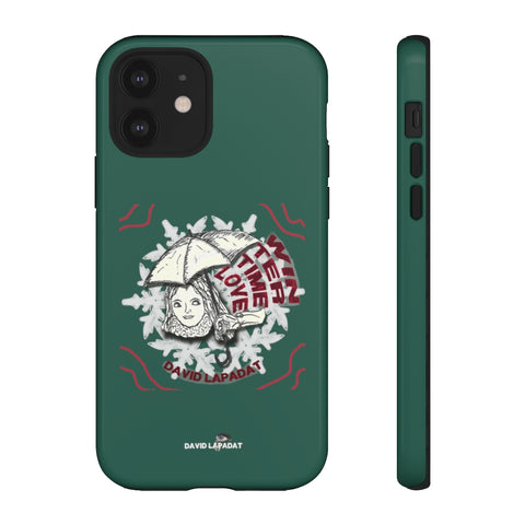 Wintertime Love - Tough iPhone & Samsung Cases - Eye-shop7