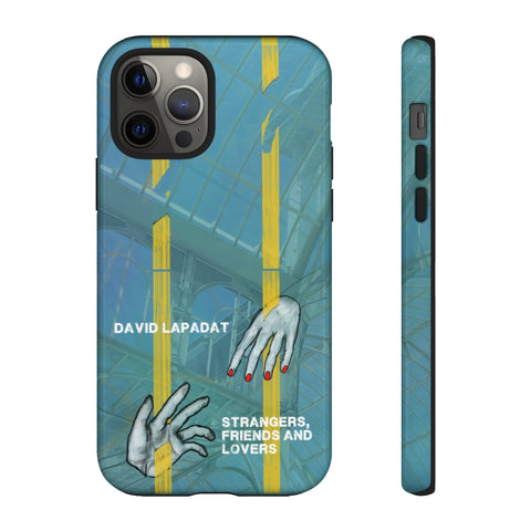Strangers, Friends and Lovers - Tough iPhone & Samsung Cases - Eye-shop7