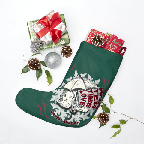 Wintertime Love - Christmas Stockings - Eye-shop7