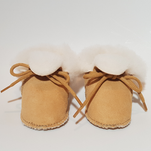 Chaussons 'Mimon' camel