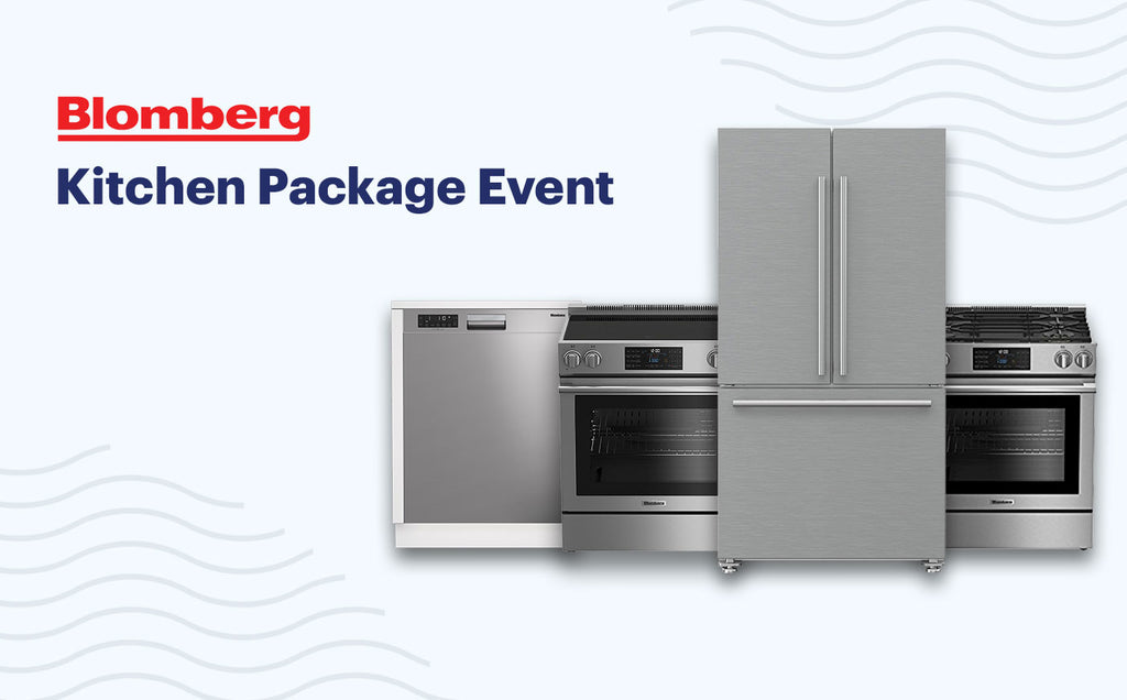 Coast Appliances - Blomberg Kitchen Package Event
