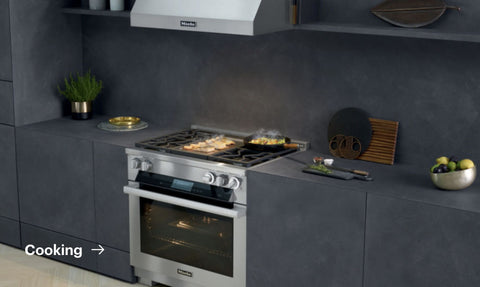Miele Cooking