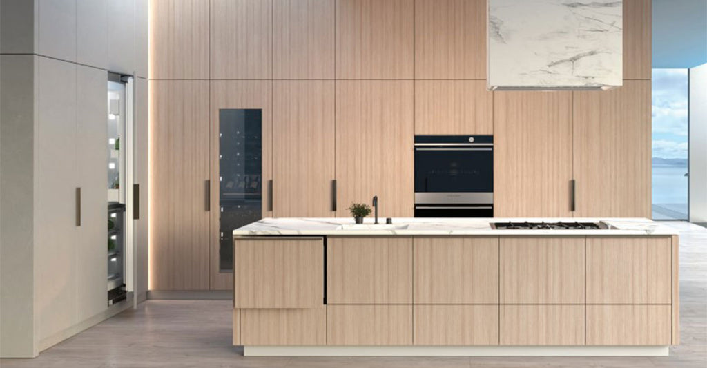 Coast Appliances - Fisher Paykel Kitchen Promotions