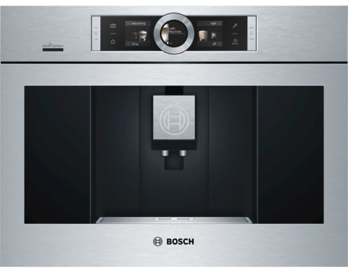 Bosch -  Built-In Coffee Maker in Stainless - BCM8450UC