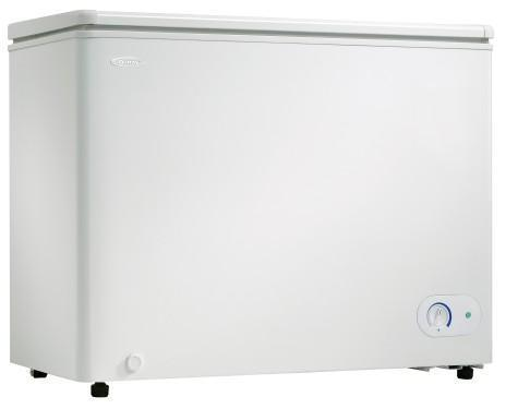 Danby - 7.2 cu. Ft  Chest Freezer in White - DCF072A3WDB
