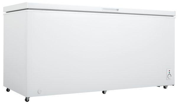 Danby - 17.7 cu. Ft  Chest Freezer in White - DCFM177C2WDB