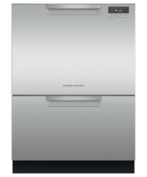 Fisher Paykel - 44 dBA Built In Dishwasher in Stainless - DD24DCTX9 N