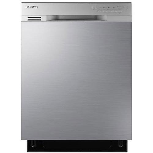 Samsung - 50 dBA Built In Dishwasher in Stainless - DW80J3020US