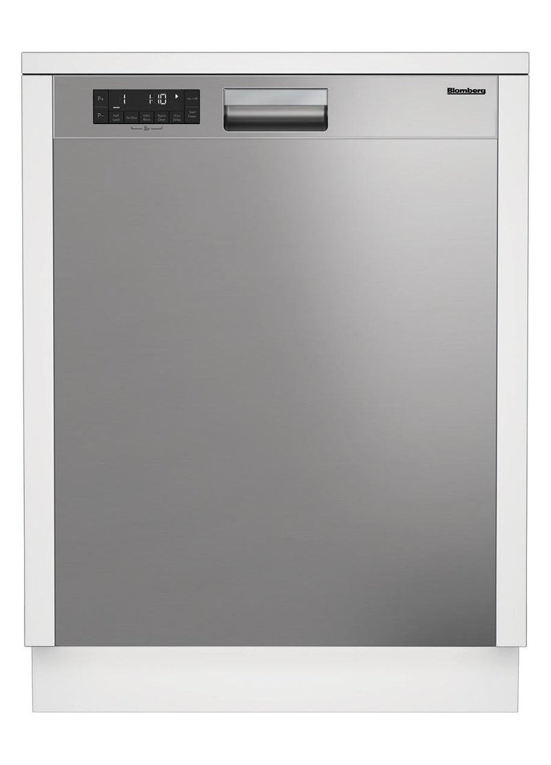 Blomberg - 48 dBA Built In Dishwasher in Stainless - DWT25504SS