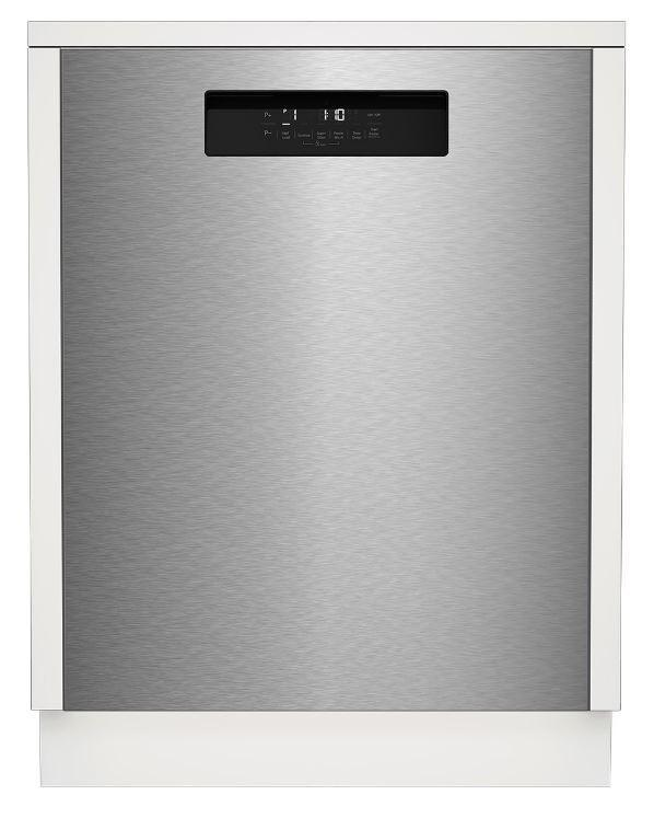 Blomberg - 45 dBA Built In Dishwasher in Stainless - DWT52800SSIH