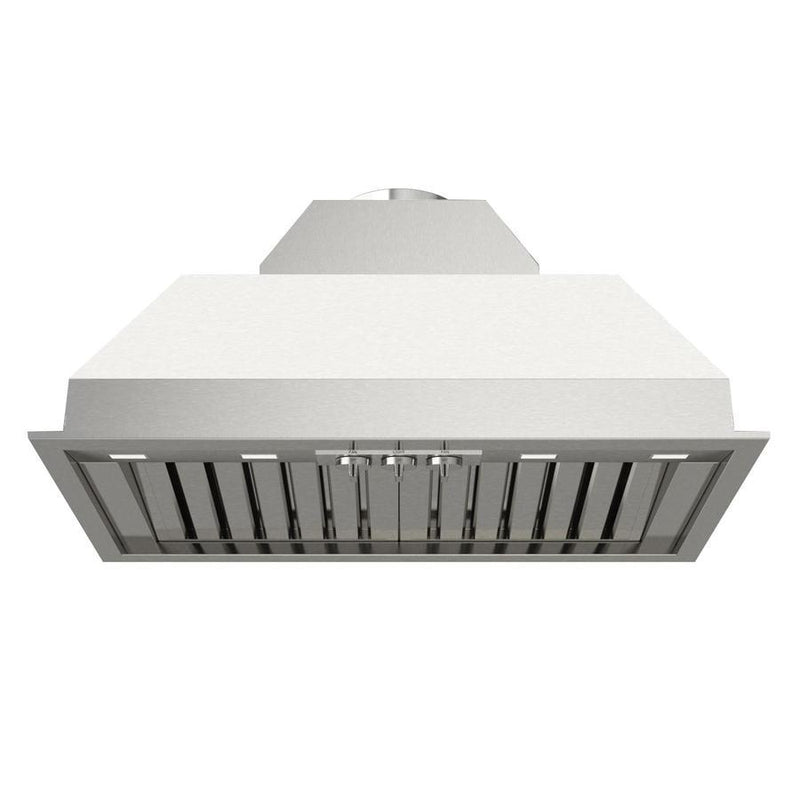 Fulgor Milano - 34.3 Inch 1000 CFM Blower & Insert Vent in Stainless - F6BP34DS1