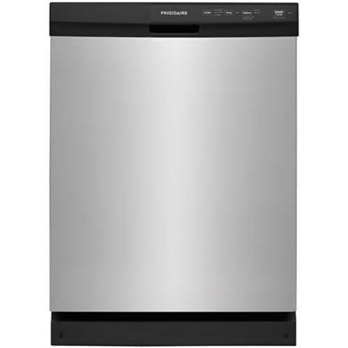 Frigidaire - 50 dBA Built In Dishwasher in Stainless - FFCD2413US