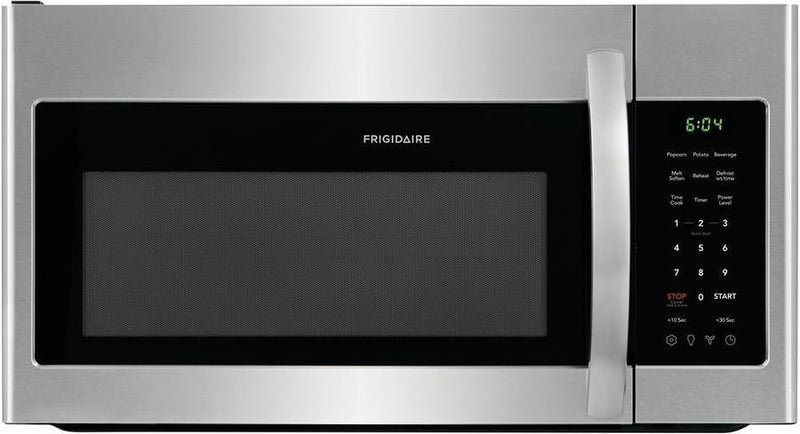 Frigidaire - 1.7 cu. Ft  Over the range Microwave in Stainless - FFMV1846VS