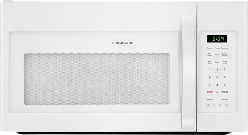 Frigidaire - 1.7 cu. Ft  Over the range Microwave in White - FFMV1846VW