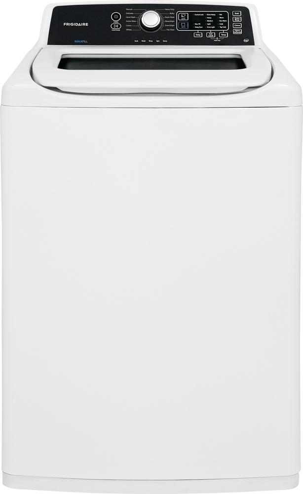 Frigidaire - 4.7 cu. Ft  Top Load Washer in White - FFTW4120SW