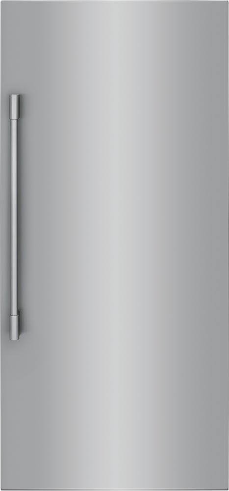Frigidaire Professional - 32 Inch 18.6 cu. ft Side by Side Refrigerator in Stainless - FPRU19F8WF