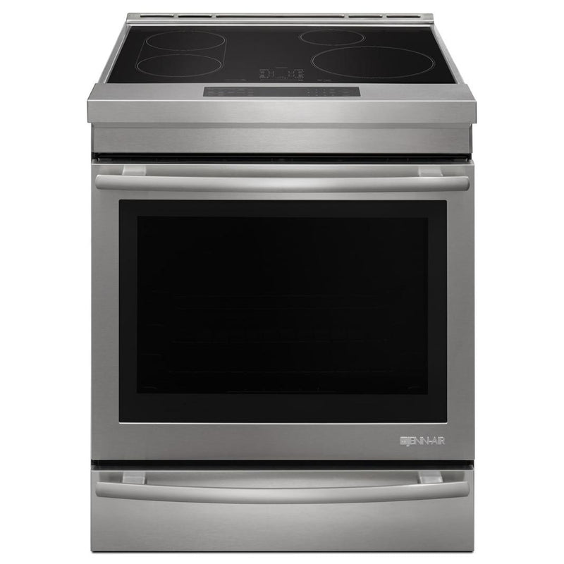 Jennair - 7.1 cu. ft  Induction Range in Stainless - JIS1450DS
