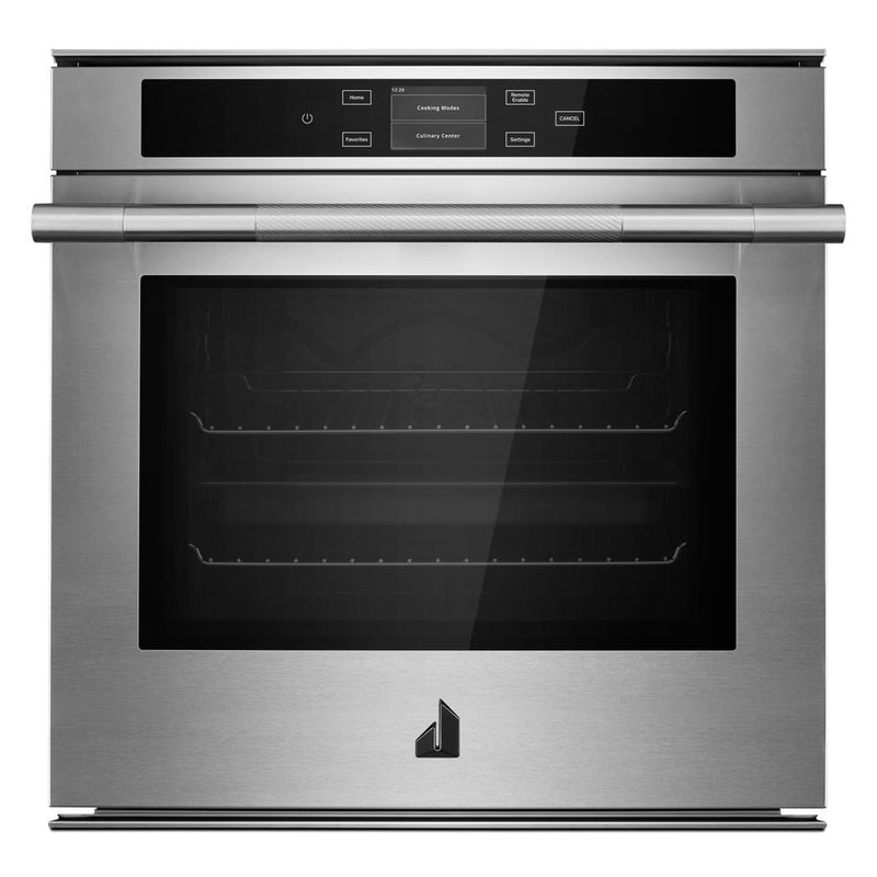 Jennair - 2.6 cu. ft Single Wall Oven in Stainless - JJW2424HL