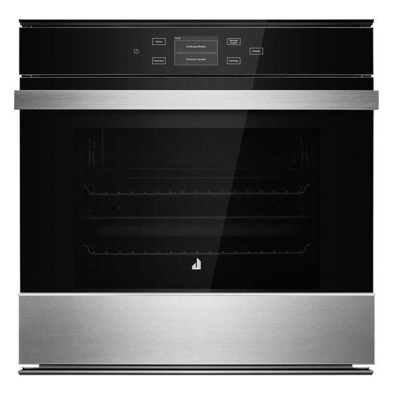 Jennair - 2.6 cu. ft Single Wall Oven in Black - JJW2424HM