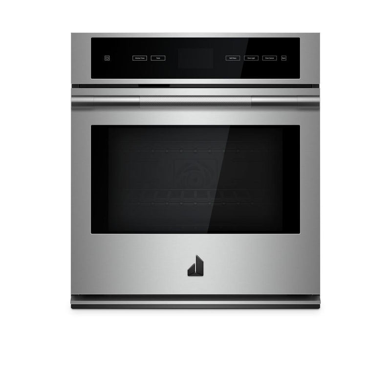 Jennair - 4.3 cu. ft Single Wall Oven in Stainless - JJW2427IL