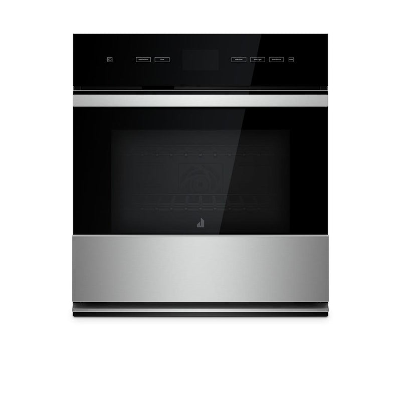 Jennair - 4.3 cu. ft Single Wall Oven in Black - JJW2427IM